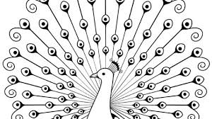 Search And Peacock Drawing Download By SizeSmartphone