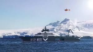 plus gros porte avion du monde world s largest yacht to help save the