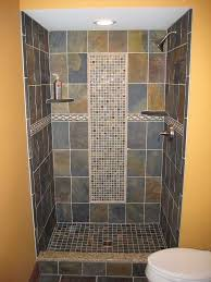 tiles interesting slate tile shower floor slate tile shower