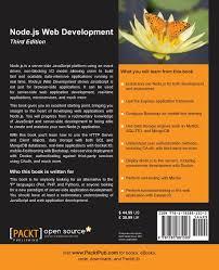 Node JS Web Development Third Edition David Herron