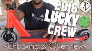 2016 Lucky Crew Complete