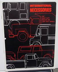 1963-64 International Truck IH Dealer Accessories Brochure Catalog ... Truck Bodies Equipment Intertional 1962 C99 Old Parts Photo Archives Maudlin And Trailer Pledges To Mtain Midwest Sales 3101 Industrial Park Pl W Saint Peters Mo 2003 Intertional Paystar 5900 Everett Wa Commercial Trucks For Its Uptime Daf New Cf Xf Voted Of The Year 2009 Dry Freight Sale In Smyrna Ga 90 Years Innovative Transport Solutions Cporate Dealer Tx Capacity Fuso Freightliner East Liverpool Oh Wheeling Wv