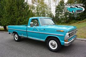100 71 Ford Truck This 19 F250 Is A One Owner Survivor Scom