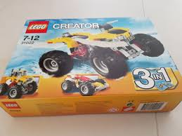 100 Lego Monster Truck Games Creator 3 In 1 Toys Bricks Figurines On Carousell