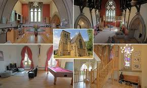 100 Converted Churches For Sale Stunning Converted Yorkshire Church For Sale Has A Price Tag