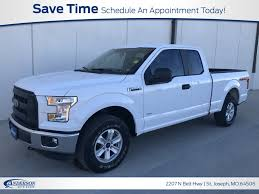 100 Used Ford F 150 Trucks 2016 Or Sale Anderson Of St Joseph