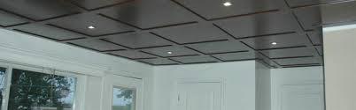 plafond suspendu embassy 2 pi x 2 pi blanc
