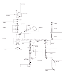 Moen Chateau Kitchen Faucet by Moen 7560csl Parts List And Diagram 3 10 To 1 11