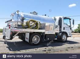 100 Sanitation Truck A Vacuum Sanitation Truck Stock Photo 48942558 Alamy