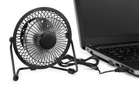 Oscillating Usb Desk Fan by Usb Desk Fan Laptop Cooler Cooling Personal Desktop Small Table