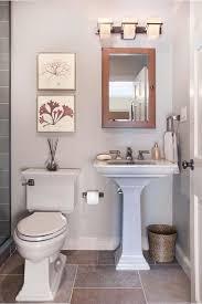 Decorating Small Bathrooms Pinterest Stupefy Bathroom Ideas Adorable 16