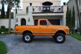 100 Blazer Truck 1972 CHEVROLET BLAZER CST 2040000 PicClick