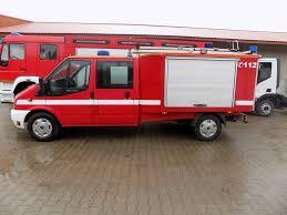 FORD Transit 2010 Straż Pożarniczy Feuerwehr Fire Engine Gasilci ...