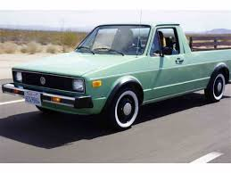 1980 Volkswagen Rabbit Pickup For Sale | ClassicCars.com | CC-1017338