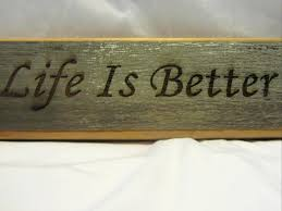 Reclaimed Barn Wood Sign - Life Is Better At The Cabin In Stock Hand Painted Barn Wood Sign Country Rustic Home Decor Custom 16x11 Multiboard Barn Wood Sign By Mason Creations Adventure Awaits Large Wooden Pallet Board Crafted 20x14 Multi Signyou Design How To Clean Reclaimed And Woods Rustic Red Plank Set Of 3 Lisa Russo Fine Art Photography Recycled Great Use For Old Fence Pickets 30 Best Front Porch Designs Diy Ideas 2017 Eat Wall Decor Personalized Moose Lodge Vintage Signs Chalk Pens Medium Barn Wood Sign