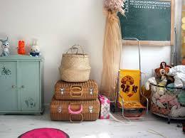 deco vintage chambre bebe chambre d enfants nos idées en pagaille pour bien la ranger