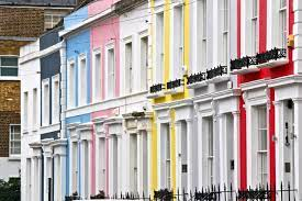 104 Notting Hill Houses The Colourful Of Little London Observationist