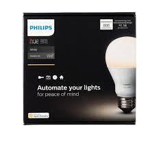 philips hue starter kit 2nd generation with two a19 led bulbs and