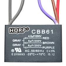100 ac 552 ceiling fan capacitor hton bay ceiling fan