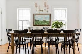 Cozy Modern Farmhouse Dining Room Design Ideas 24