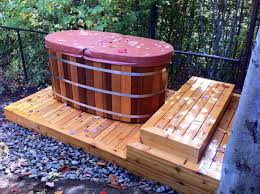 Portable Bathtub For Adults Singapore by Wooden Bathtubs U2022 Nifty Homestead