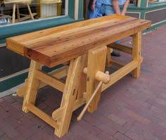 woodworking bench plans 18th century roubo workbench sees