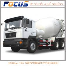 100 Concrete Truck Capacity China 14m3 Manual Diesel Automatic Feeding Cement