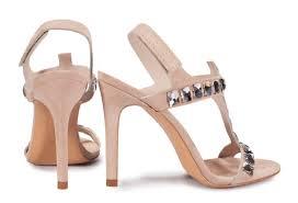 pedro garcia high heel crystal sandal clarisa in suede