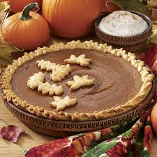 Storing Pumpkin Pie by Pumpkin Pie Recipes Taste Of Home