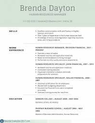 Elegant How To Write The Best Resume 2017 Docs Template