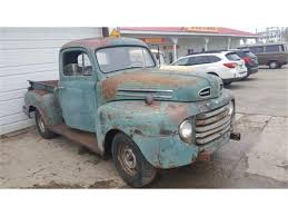 100 49 Ford Truck For Sale 19 F1 For ClassicCarscom CC1156417