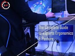 The Gamer's Guide To Ergonomics: Your Posture, Chair, Desk ...