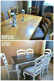 Dining Room Table Makeover Ideas Free Tutorial