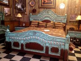 Design Of Rustic Bedroom Furniture Related To Interior Ideas With Turquoise