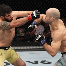 UFC Fight Night 144 Results Marlon Moraes Beats Raphael Assuncao By