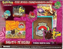 pokemon world chionships deck 2012 shuto itagakis karraki
