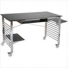 puter Desks With Wheels Foter