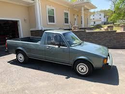 100 Rabbit Truck 1981 VW Caddy Turbo Diesel