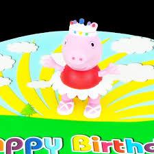 peppa pig auf spieleland torte