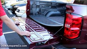 2014-2018 Chevrolet Silverado & GMC Sierra (IO5/IO6 Option Code ... Gmc Sierra Pickup Truck Resigned With Trickedout Tailgate Carbon Tailgate Components 199907 Chevy Silverado 2014 Chevrolet 1500 Price Photos Reviews Features Truck Bench By Raymond Guest Flickr Amazoncom Dorman 38642 Hinge Kit For Select Chevroletgmc 2019 May Emerge As Fuel Efficiency Leader 1988 Specs Best Image Kusaboshicom Z71 Jam Session Photo 072013 Gmcchevy Locking Fix Youtube Vintage 1950s Ratroenchheadboard Bed