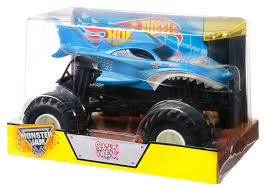 Hot Wheels Monster Jam 1:24 Scale Shark Wreak Vehicle: Amazon.co.uk ... Pictures Of Monster Trucks Save First Female Cadian Truck 2011 Jam Series Hot Wheels Wiki Fandom Powered By Wikia Shark Shock Diecast Vehicle 124 Scale Sonuva Digger Vs Wreak Carro Attack Road Rippers Youtube Remote Control Wwwtopsimagescom 164 2pack Vs Amazoncouk 2002 Original Grave With Pinewood Derby Car Wooden Thing