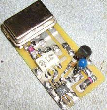 Jammer circuit top