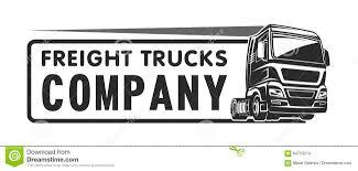 100 Motor Truck Cargo Freight Company Logo Template Stock Vector