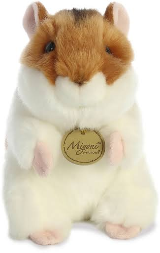 Aurora World Miyoni - Hamster 6""
