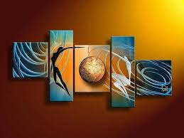 Two Canvas Painting Ideas Wall Art Astonishing Multiple Panel Download