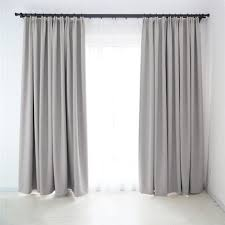 yaheetech 2x verdunklungsgardine vorhänge blickdicht kräuselband gardine thermovorhang für schlafzimmer und wohnzimmer 135 x 245 cm