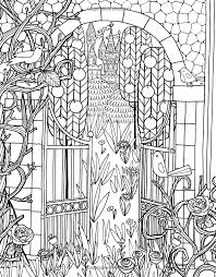 The Beauty And Beast Colouring Book Macmillan Classic Books Amazon