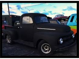 100 1951 Ford Truck For Sale Pickup For ClassicCarscom CC660371