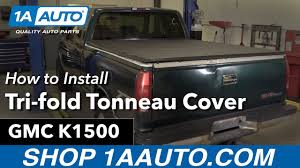 How To Install Tri-fold Tonneau Cover 1996 GMC Sierra K1500 - YouTube 1gdfk16r0tj708341 1996 Burgundy Gmc Suburban K On Sale In Co Sierra 3500 Sle Test Drive Youtube 2000 Gmc Tail Light Wiring Diagram 2500 Photos Informations Articles Bestcarmagcom Specs News Radka Cars Blog Victory Red Crew Cab 4x4 Dually 19701507 2gtek19r7t1549677 Green Sierra K15 Ca 1992 Jimmy Engine Basic Guide 4wd Wecoast Classic Imports Chevrolet Ck Wikipedia Pickup Horn Wire Center Information And Photos Zombiedrive