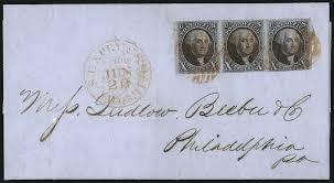 USPräsidenten Franklin Und Washington U203a DBZDeutsche Briefmarken